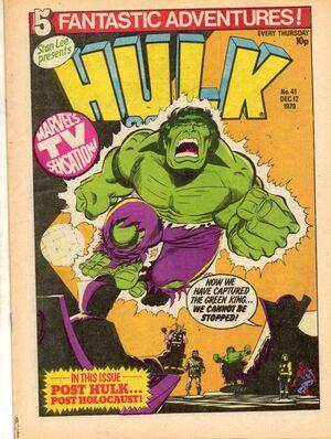 Hulk Comic (UK) Vol 1 41