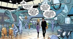Humanitech Robotics Inc. (Earth-616) from Amazing Spider-Man Vol 1 791 001