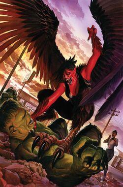Immortal Hulk Vol 1 20 Textless