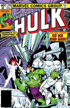 Incredible Hulk Vol 1 249