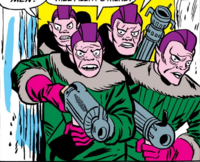Kallusians (Earth-616) from Avengers Vol 1 14 001