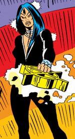 Karen Lee (Kali) Earth-616 from Marvel Team-Up Annual Vol 1 1 0001