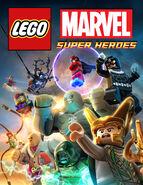 LEGO Marvel Super Heroes poster 001