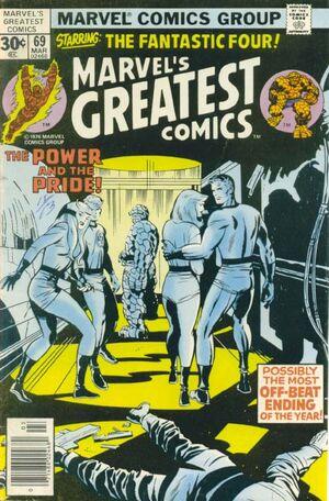 Marvel's Greatest Comics Vol 1 69