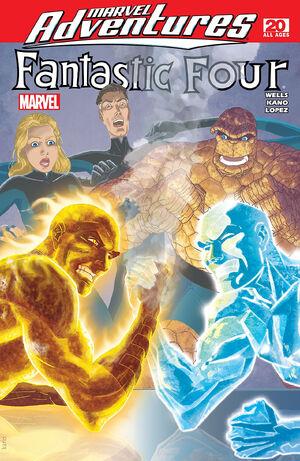 Marvel Adventures Fantastic Four Vol 1 20