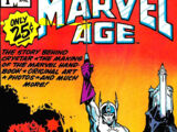Marvel Age Vol 1