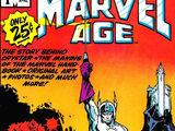 Marvel Age Vol 1 1