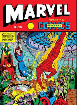 Marvel Mystery Comics Vol 1 28