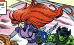 Medusa Moonrider (Earth-9602) from Challengers of the Fantastic Vol 1 1 0001