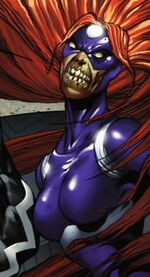 Medusalith Amaquelin (Earth-91126) from Marvel Zombies Return Vol 1 4 001