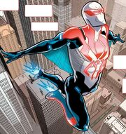 Miguel O'Hara (Earth-928) from Spider-Man 2099 Vol 3 7 001