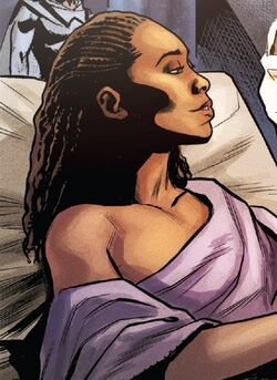 N'Yami (Earth-616) from Rise of the Black Panther Vol 1 1 001