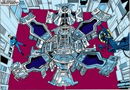 Negative Zone Exploratory Module Mark I from Fantastic Four Vol 1 251