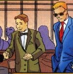 Nelson and Murdock (Earth-7642) from Daredevil Shi Vol 1 1 001