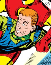 Parker (Earth-616) from Tales of Suspense Vol 1 57 001