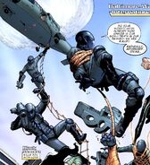 Radically Advanced Ideas in Destruction (Earth-616) from Avengers Initiative Vol 1 30 0001