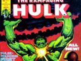 Rampaging Hulk Vol 1 1