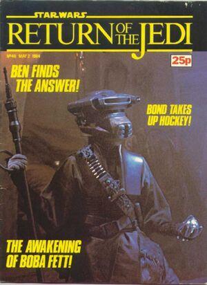 Return of the Jedi Weekly (UK) Vol 1 46