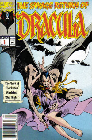 Savage Return of Dracula Vol 1 1