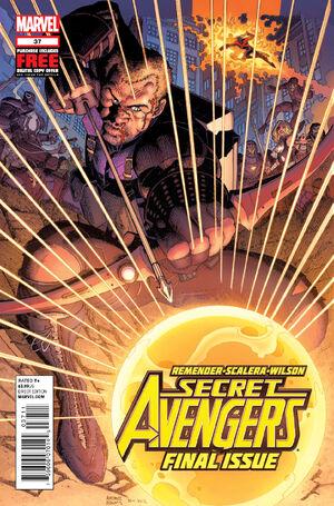 Secret Avengers Vol 1 37