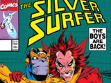 Silver Surfer Vol 3 45