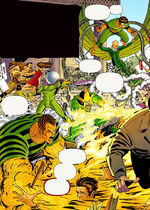 Sinister Six (Earth-91126) Marvel Zombies Return Vol 1 1