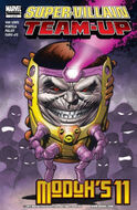 Super-Villain Team-Up MODOK's 11 Vol 1 1