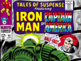 Tales of Suspense Vol 1 93