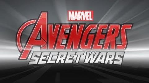 Teaser Marvel's Avengers Secret Wars Disney XD