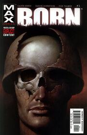 The Punisher - Born -1