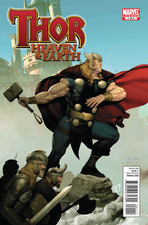 Thor Heaven & Earth Vol 1 1