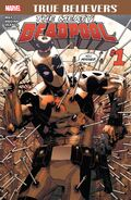 True Believers The Meaty Deadpool Vol 1 1