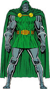 Victor von Doom (Earth-616) from Official Handbook of the Marvel Universe Master Edition Vol 1 20 0001