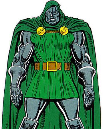 Doctor Doom S Armor Marvel Database Fandom