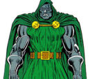 Doctor Doom's Armor