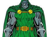 Doctor Doom's Armor
