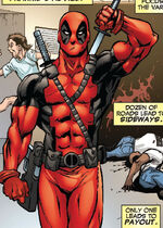 Wade Wilson (Earth-90211) from What If? Iron Man Demon in an Armor Vol 1 1 0003