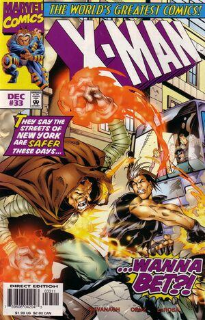 X-Man Vol 1 33