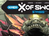 X of Swords: Stasis Vol 1 1