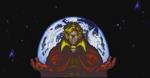 Adam Warlock (Earth-30847) from Marvel Super Heroes- War of the Gems 001