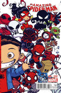 Amazing Spider-Man Vol 3 9 Baby Variant