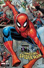 Amazing Spider-Man Vol 5 32 Adams Connecting Variant