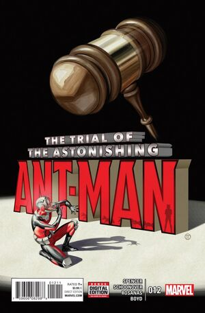 Astonishing Ant-Man Vol 1 12