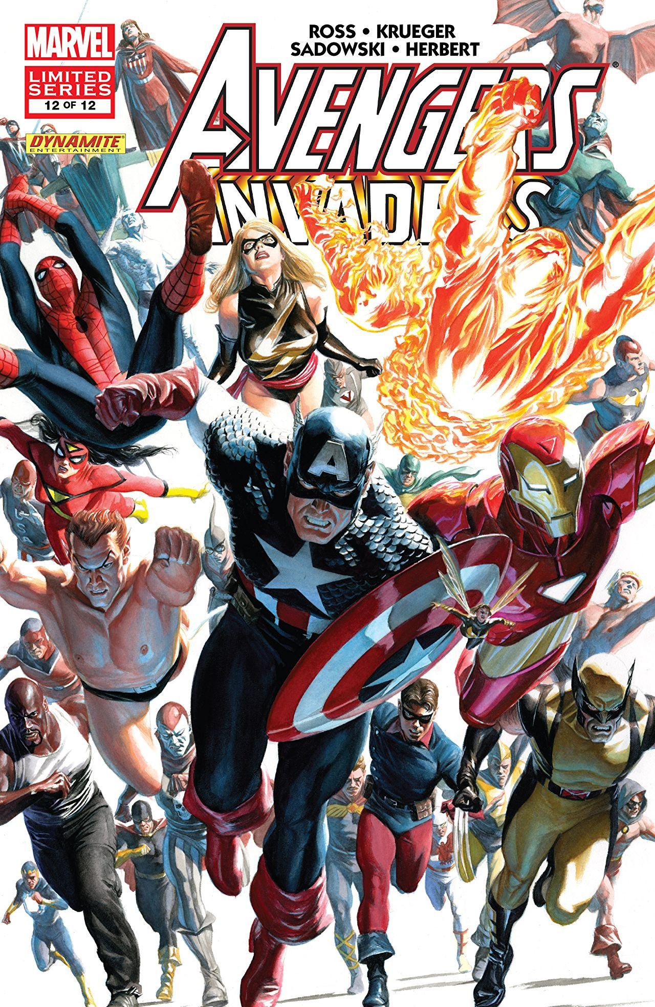 Avengers Invaders Vol 1 12