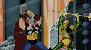 Avengers Micro Episodes Thor Season 1 3