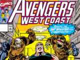 Avengers West Coast Vol 2 73