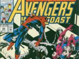 Avengers West Coast Vol 2 85
