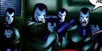 Balazo Brothers (Earth-928) X-Men 2099 Vol 1 31