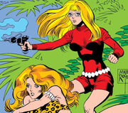 Barbara Morse (Earth-616) from Ka-Zar Vol 2 3 001
