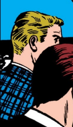 Bill (Reporter) (Earth-616) from Avengers Vol 1 16 001